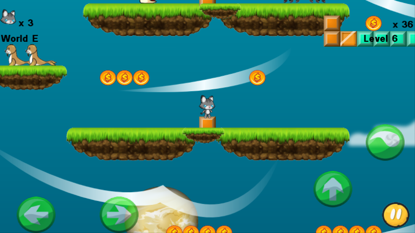 android Tom's World Screenshot 4