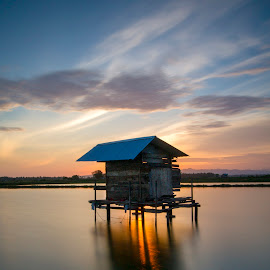 house by Irfan Mrpunk - Buildings & Architecture Other Exteriors ( sunset, travel, landscape )