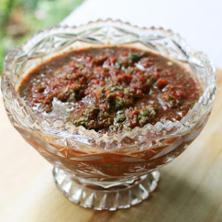 Sofrito- A Spanish Seasoning Base