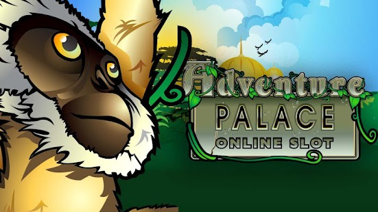 Adventure Palace Slot - screenshot