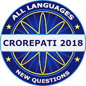 Crorepati 2018 In All Languages - Quiz Game