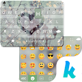 App Romantic Heart Kika Keyboard APK for Kindle