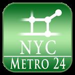 New York (Metro 24) Icon