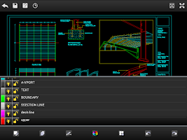 Screenshot of CAD Viewer-DWG FastView