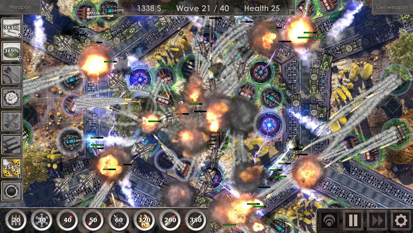 Defense Zone 3 HD Screenshot 7