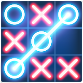 Game Tic Tac Toe Glow version 2015 APK
