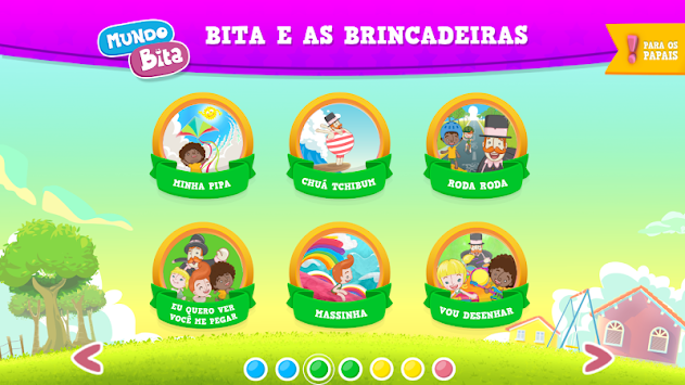 Mundo Bita APK screenshot thumbnail 3