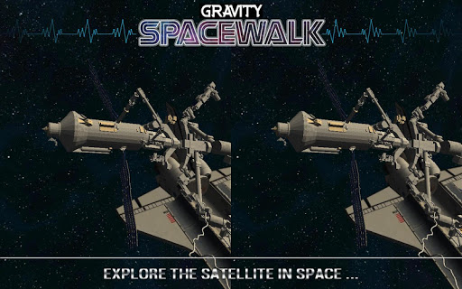 Gravity Space Walk VR For PC