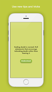 GGOC - OCD Training App- screenshot