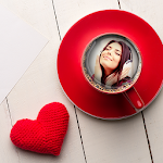 Coffee Cup Frame APK Image