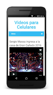 Videos Gran Cuñado - screenshot