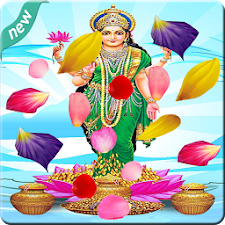 Lakshmi Maa Live Wallpaper