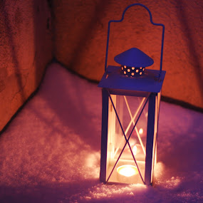 Lantern solace by Maria Po - Artistic Objects Other Objects
