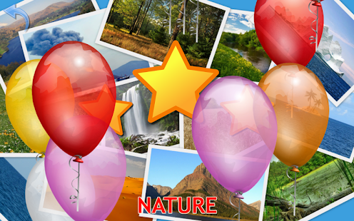 Nature for Kids - Flashcards- screenshot thumbnail