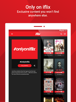 Iflix Global APK screenshot thumbnail 17