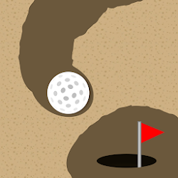 Golf Nest  Dig Your Way Out!