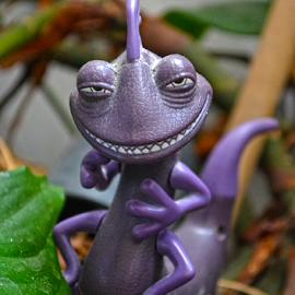 WTF by Mario Denić - Artistic Objects Toys ( purple, toy, object, weird, wtf )