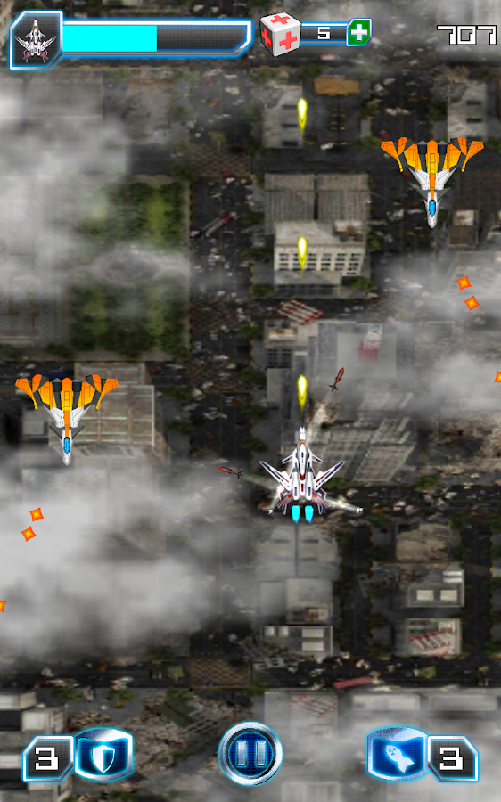 Sky Invasion Screenshot 13