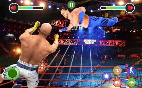 BodyBuilder Ring Fighting Club: Wrestling Games for pc