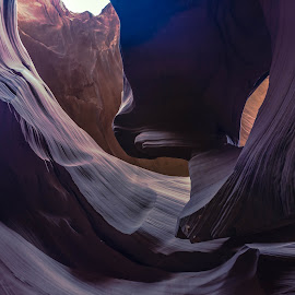 Antelope Canyon by Arif Sarıyıldız - Landscapes Travel ( 127 hours movie, colourful, utah, usa, antelope canyon )