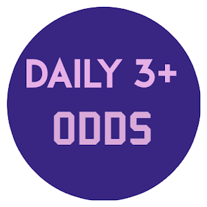 Download DAILY 3+ ODDS For PC Windows and Mac