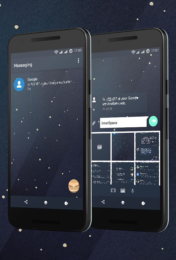 Space cm13 cm12 theme engine Screenshot 10