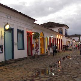 Paraty by Marina Gallo - City,  Street & Park  Historic Districts ( paraty, rio de janeiro )