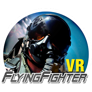 Flying Fighter VR Simulation
