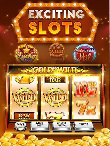 Slots: DoubleHit Slot Machines Casino & Free Games screenshot 14