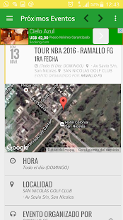 RAMALLO FOOTGOLF - screenshot