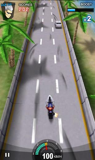 Racing Moto screenshot 5