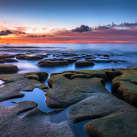 by Albert Lee - Landscapes Waterscapes