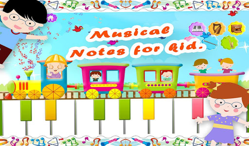 Kids Piano Musical Baby Piano - screenshot
