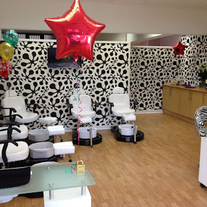 Salon pamper party fun in Manchester