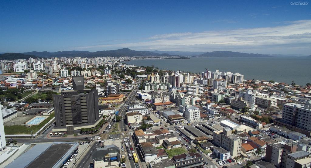 Sala Comercial Florianópolis Estreito 2136948
