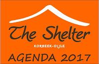 The Shelter Activiteiten The Shelter AGENDA 2017