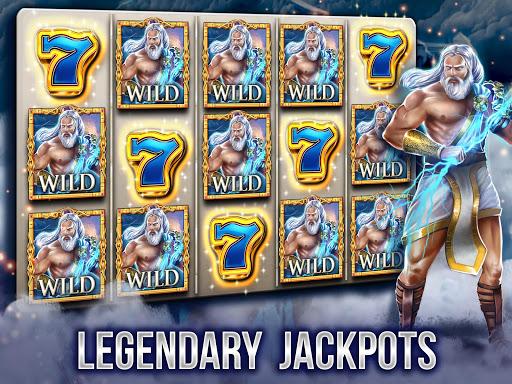 God of Sky - Huge Slots Machines screenshot 10