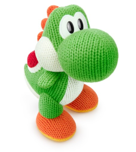 Mega Yarn Yoshi - Yoshi's Woolly World series