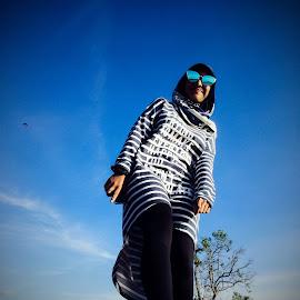 Traveling  by Kuernia Riezky - Instagram & Mobile iPhone ( pantai vio-vio pulau batam indonesia )