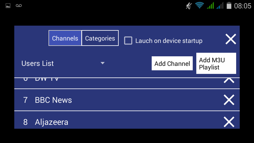 Configurator4Kodi TV Screenshot 14