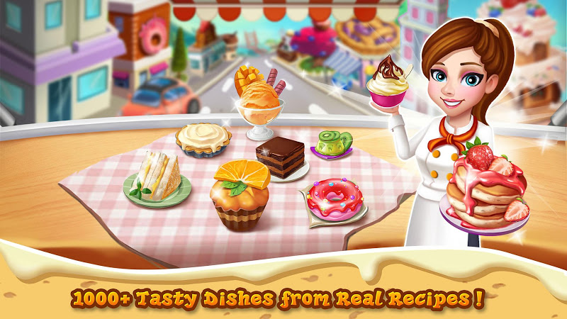 Rising Super Chef 2 : Cooking Game Screenshot 0