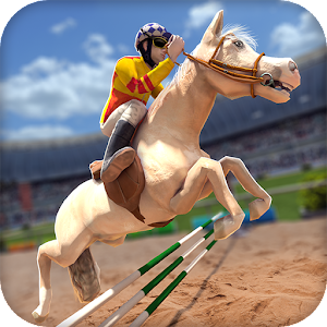 Cover art Horse Racing Competition Derby