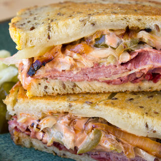 Corned Beef Rueben