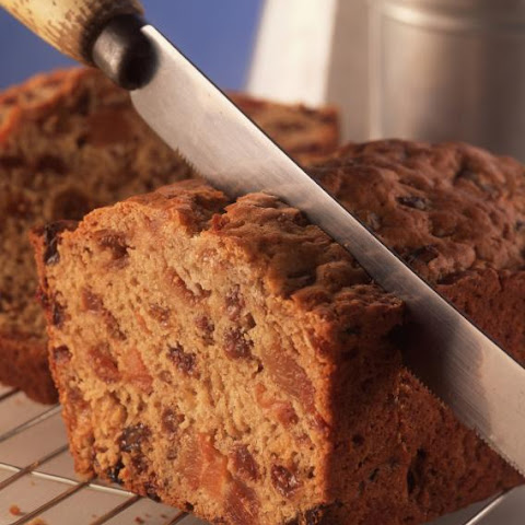 Ginger and Fruit Tea Loaf