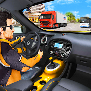 Download Extreme Traffic Car Rush For PC Windows and Mac