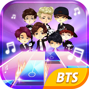 Magic Piano Tiles BTS - New Songs 2018 For PC (Windows & MAC)