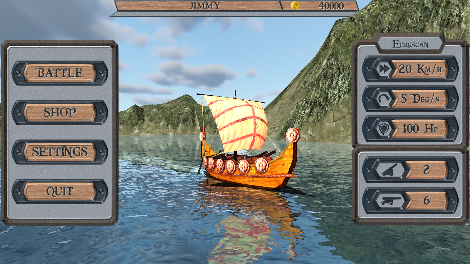 World Of Pirate Ships Screenshot 7
