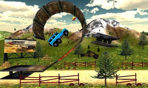 Offroad Hill Racing - screenshot