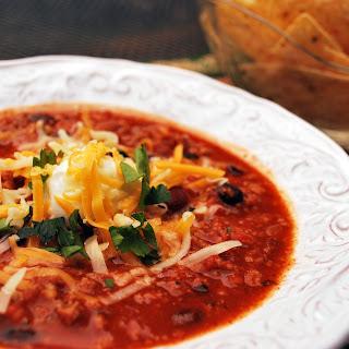 Red Wine Turkey Chili Recipes