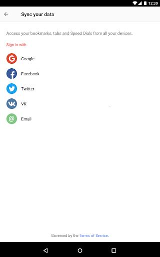 Opera browser - news & search screenshot 24